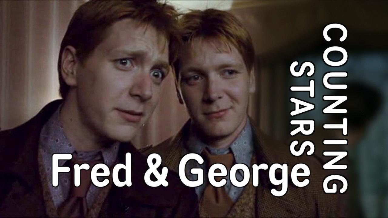 Fred Amp George Weasley Counting Stars Youtube
