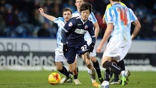 MATCH HIGHLIGHTS | Huddersfield 2-1 Bolton
