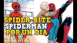 Spiderman for a Day, The Tender Side of Spiderman - Friendly Neighborhood Spiderman # 6