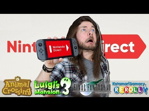 Let\'s Talk About THAT Nintendo Direct