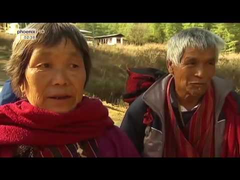 Bhutan   Das glücklichste Land der Welt   HD Doku deutsch