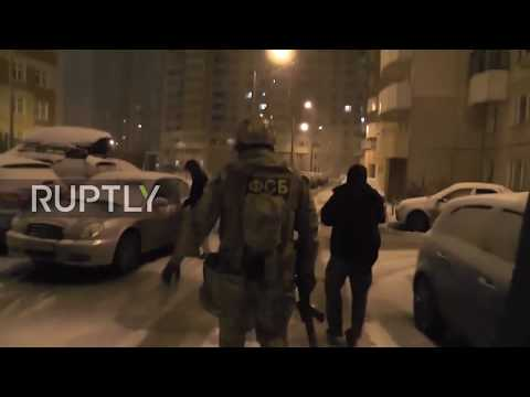 Russia: FSB exposes underground network raising money for Islamic State