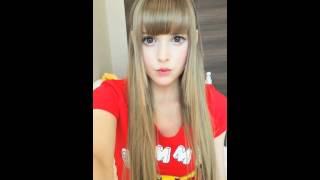 女子動画ならC CHANNEL http://www.cchan.tv みなさんこんにちは♡❤♡今日...