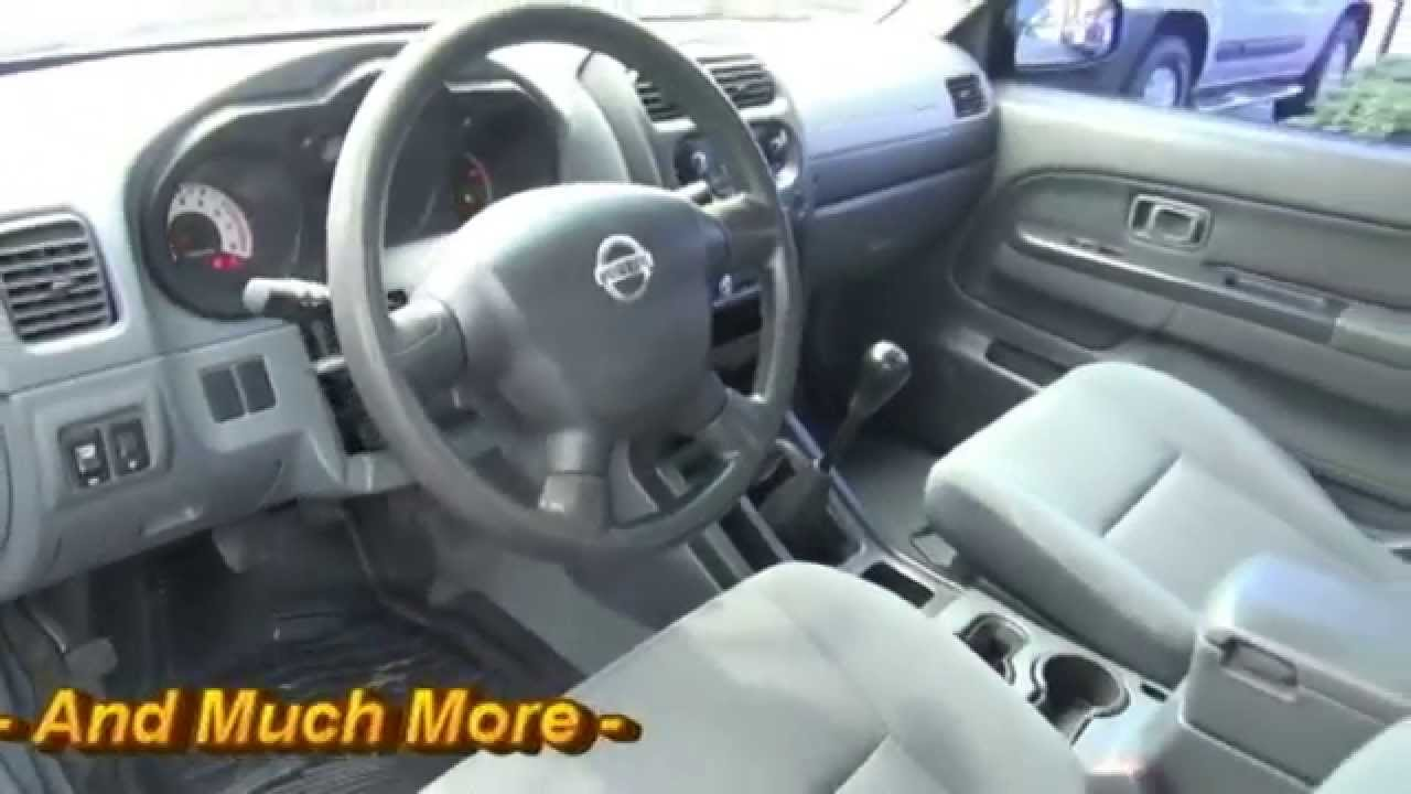 Nissan nissan frontier 2004 : 2004 Nissan Frontier XE Extended Cab 759067A - YouTube