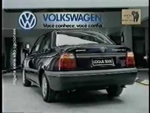 VW Logus 94: Comercial Antigo (Anos 90)