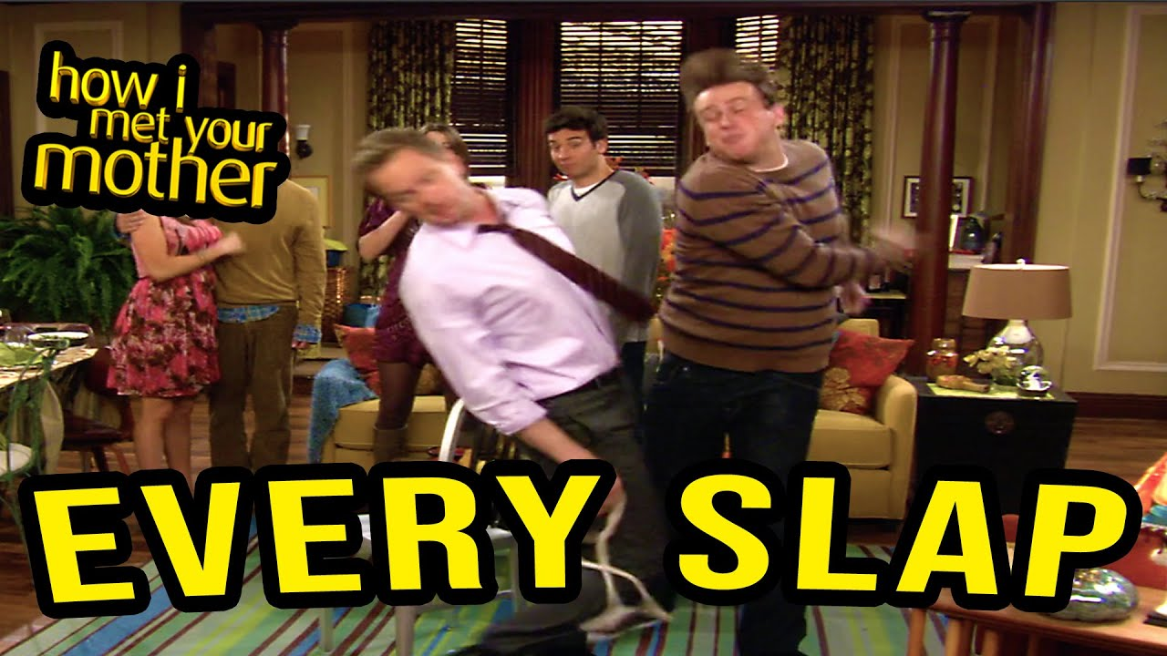 Download The Entire Slap Saga (All 8 Slaps) - How I Met Your Mother