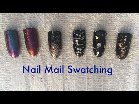 Nail Mail Swatch