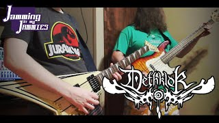 The Hammer - Dethklok || Jamming in my Jammies ft. Critical Jammage