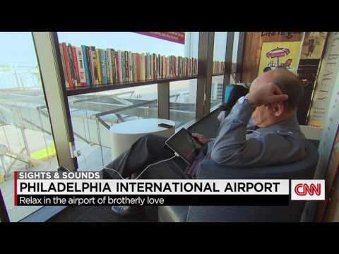 Sights & Sounds Philadelphia Airport