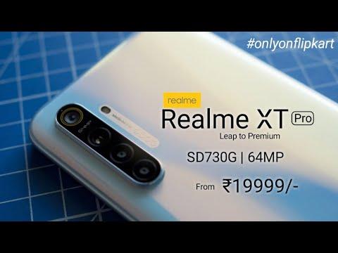 Realme XT Pro - Snapdragon 730G, 32MP Selfie Camera, 30Watt Fast charging, Redmi K20 Killer 🔥