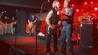 """Dog Eat Dog"", live, Brisbane 2017 (Bon But Not Forgotten, Two ex-AC/DC members)"