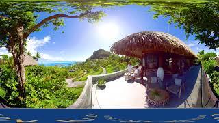 Experience Conrad Bora Bora Nui in 360 like never before