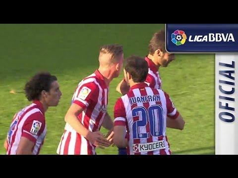 All goals Atlético de Madrid (1-1) Málaga CF - HD