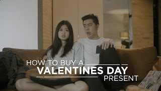 How To Buy A Valentines Day Present