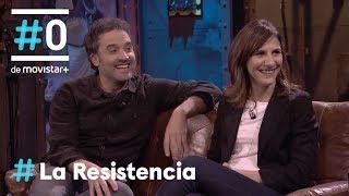 LA RESISTENCIA - Entrevista a Malena Alterio y Daniel Guzmán | #LaResistencia 21.01.2019