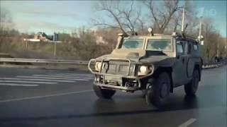 Russian ''Tigr-M''  IMV