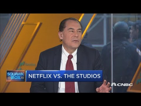 How Netflix Is Disrupting The Film Industry
