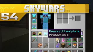 Minecraft: SkyWars || 54 || Armorer V