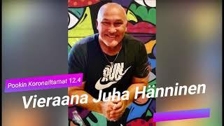 Juha Hänninen vieraana Pookin Koronailtamissa 12.4.2021