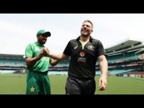 Pakistan vs Australia 2nd T20 Live Score   Pak Vs Aus Live Match
