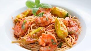 Shrimp fra Diavolo Promo