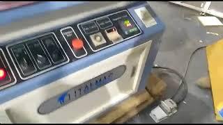 видео Оборудование для облицовки погонажа б/у