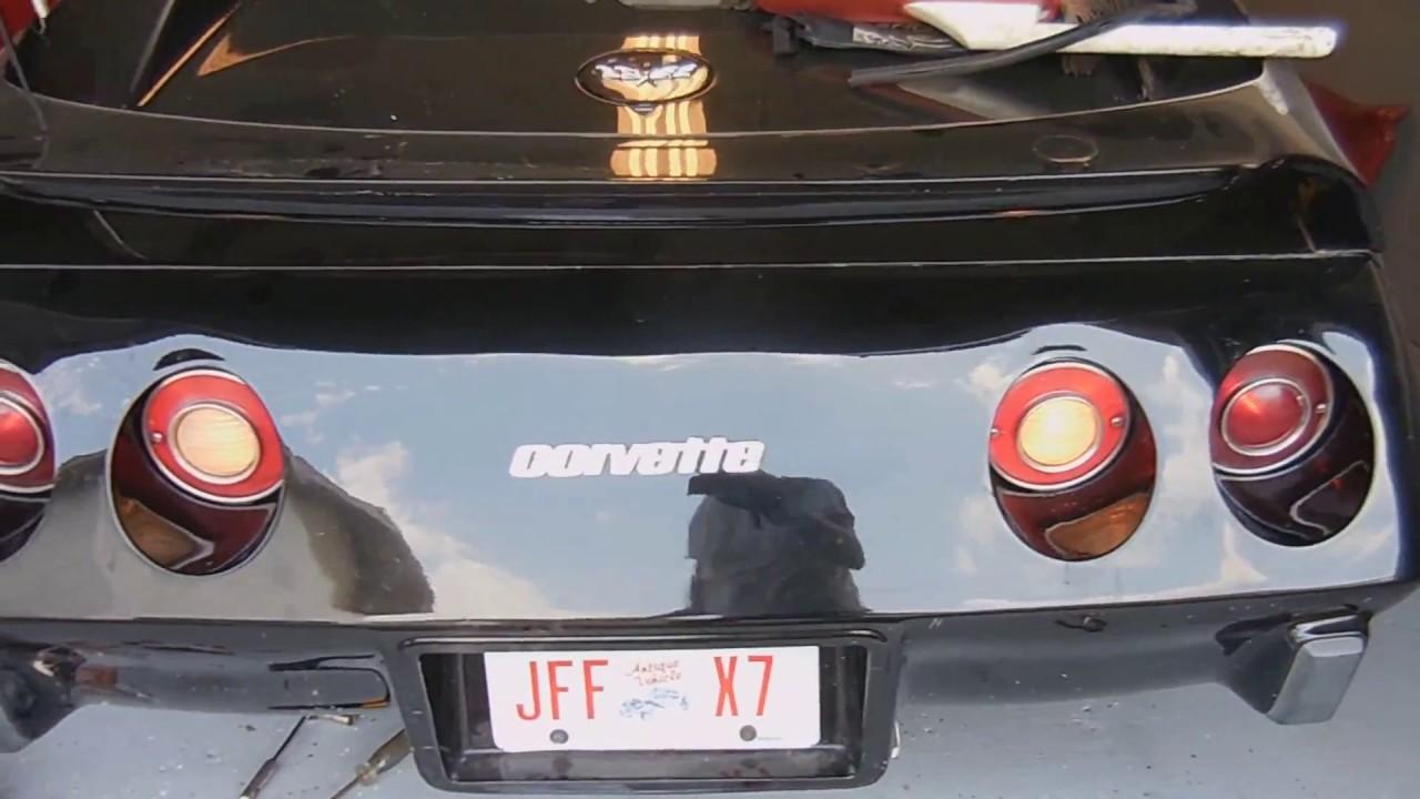 Autozone Special: 1977 C3 Corvette Video 3 Of 9