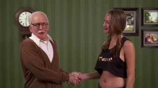 Jackass Presents: Bad Grandpa ( Несносный дед ) - National Grandparent's Day PSA #3