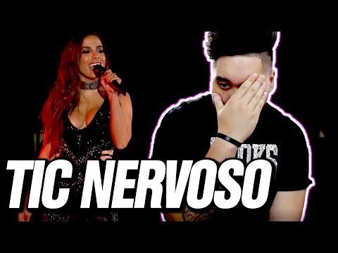 Harmonia do Samba feat. Anitta - Tic Nervoso REACTION!!!