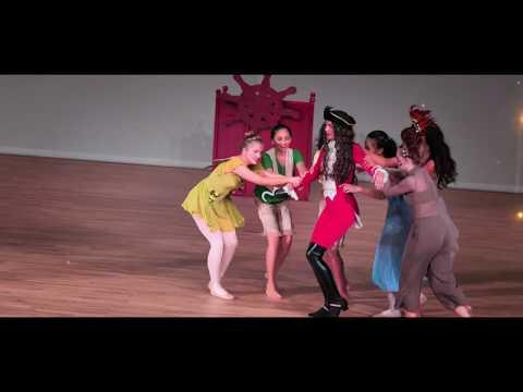 Peter Pan 2019 by The Ballet  Centre Dubai