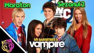 Maraton Paranormal Cu Bona Mea E Un Vampir Sezonul 2 De 3 Ore!!!!!!