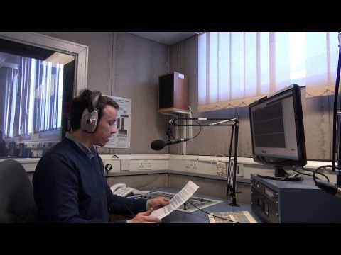 Cardiff University - MA Broadcast Journalism