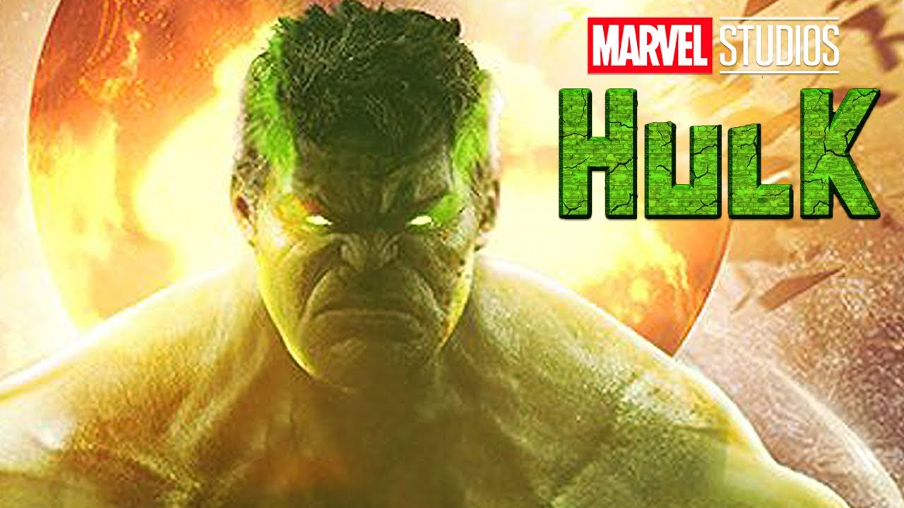 Download New Marvel Hulk Casting Announcement - Red Hulk and Avengers Phase 4 Movies Easter Eggs