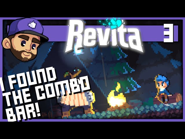 I FOUND THE COMBO BAR | Revita Early Access Playthrough - Episode 3