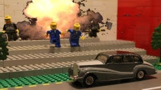 LEGO Car Chase - Back to the Legocago (Part 1/3) (HD 1080p)