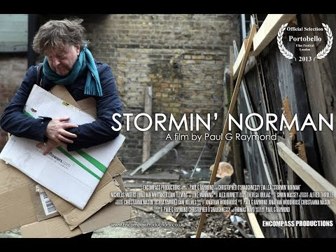 Stormin' Norman - a film by Paul G Raymond
