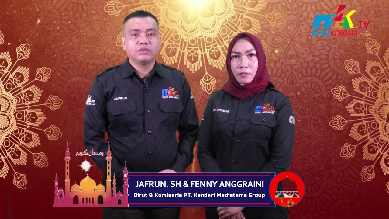 Ucapan Idul Fitri Direktur Utama PT Kendari Mediatama Group