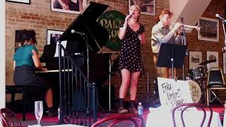 He Likes It Slow - New Orleans Blues -  Erika, Norbert and Shaye