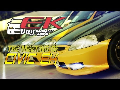 EK Day - แหล่งรวมผู้ที่หลงใหลใน Honda Civic EK