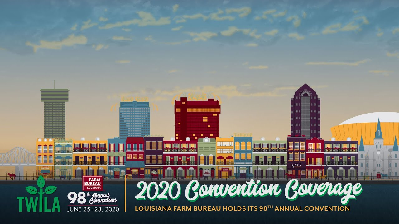 2020 LFBF Convention Coverage