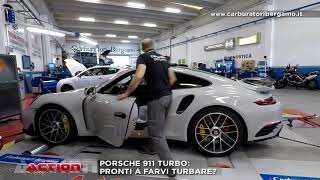PORSCHE 911 TURBO by CARBURATORI BERGAMO