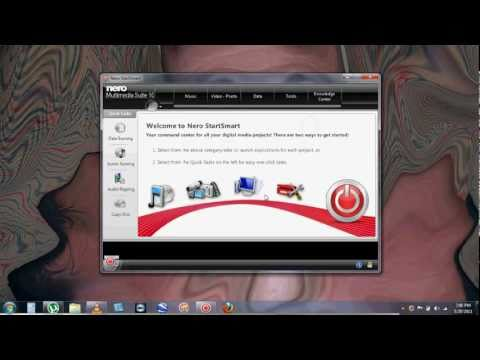How To Rip CD With Nero 10 An Upload With Utorrent
