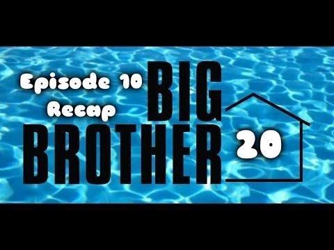 Big Brother Season 20 BB20SPOILERS Episode 10 Recap