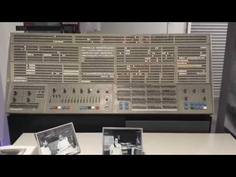 IBM 360/91 Control panel @ Living Computer Museum, Seattle, WA