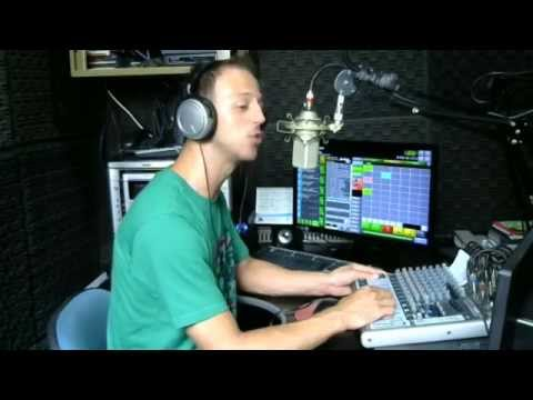Locutor Ao Vivo | Programa Atlanta Gospel | Microfone MXL990
