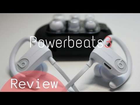 Powerbeats 3 Wireless Review: The Powerbeats With An Insane 12-HOUR BATTERY LIFE