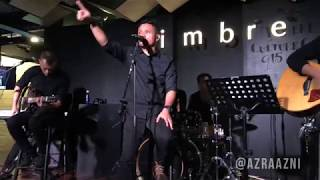 Andra And The Backbone - Musnah | Live at Timbre KL