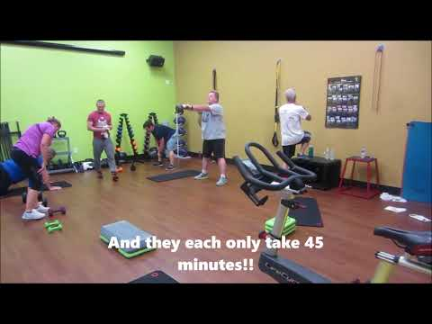 Small Group Training with Anytime Fitness, TRY IT TODAY!