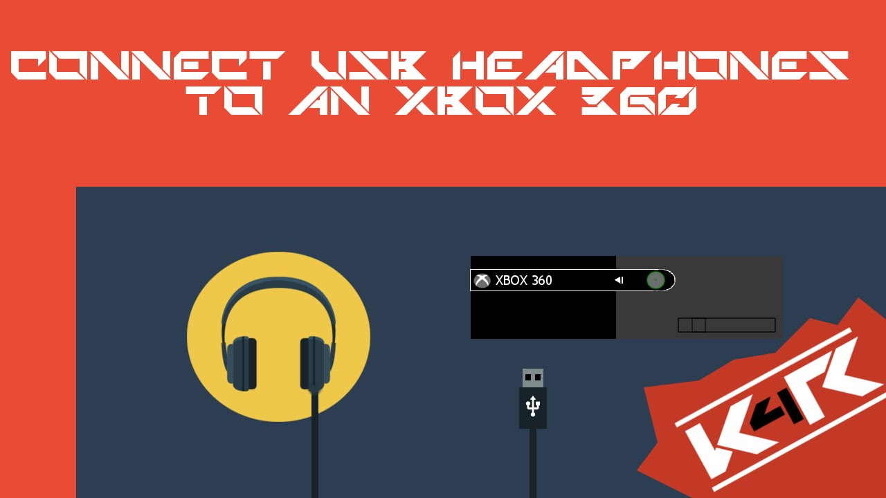 HOW TO USE USB HEADSET ON XBOX360, PS3, PS4, AND XBOX ONE