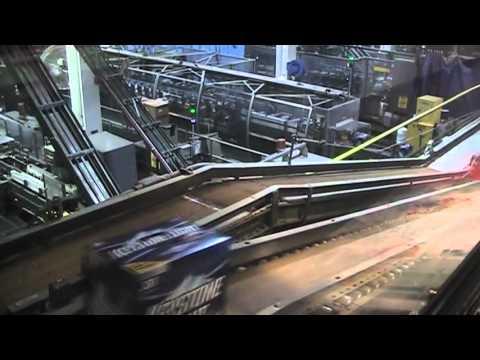 Coors Factory Tour
